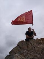 Gure bandera tontorrean
