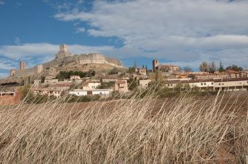 Atienza (Guadalajara) y su castillo (Fuente: www.viajaralparaiso.com)