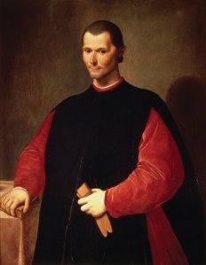 """Nicolas Maquiavelo, autor de """"El Príncipe"""" (Iturria: Wikipedia)"""
