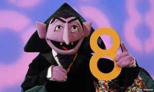 """El inefable Conde Draco, más conocido en inglés como """"Count von Count"""", es decir, """"El Conde que cuenta"""", e inmortalizado por el programa Ábrete Sésamo (Iturria: http://blogs.lainformacion.com)."""