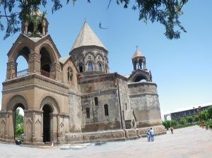 Catedral de Echmiadzin, el