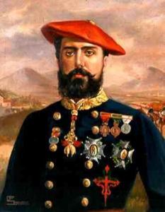 Don Carlos VII (Iturria: salondeltrono.blogspot.com)