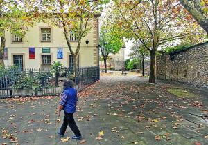 Trasera de la calle Fray Zacarías (Argazkia: Rafa Gutiérrez)