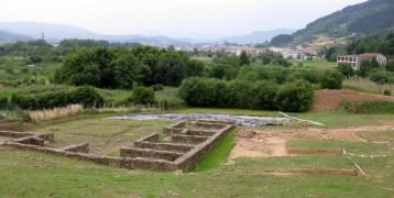 Restos arqueológicos en la localidad de Forua (Iturria: albertodurana.blogspot.com.es