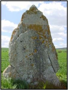 Menhir Fin de Rey de Ages-Atapuerca