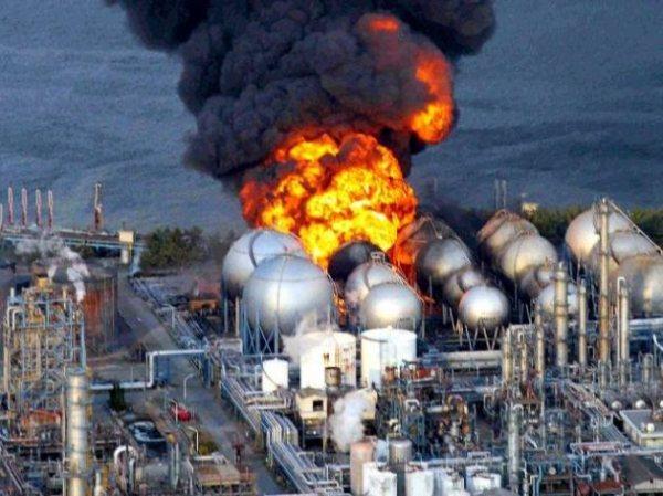 Central nuclear de Fukushima (Japón), accidentada en 2011
