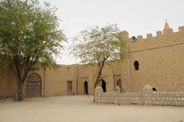 Imagen actual de la Mezquita de Sidi Yahya (Fuente: flickr)
