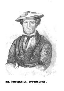 El general liberal Martín Zurbano (1788-1845) (Fuente: )